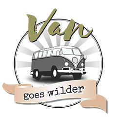 Van goes wilder Logo